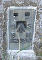 Triangulation Pillar plate - geograph.org.uk - 238872.jpg