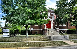 Trinity Episcopal Church (Kirksville, Missouri) - Image: Trinity Episcopal Church Kirksville