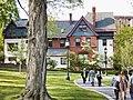 Trinity college awards day walk to reception hartford (14269482636).jpg