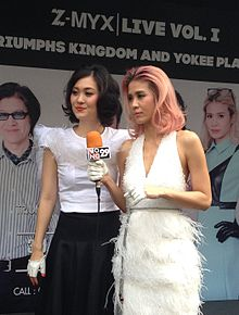 Triumphs Kingdom at pressconference of Z-MYX LIVE VOL.1 WITH TRIUMPHS KINGDOM AND YOKEE PLAYBOY.JPG