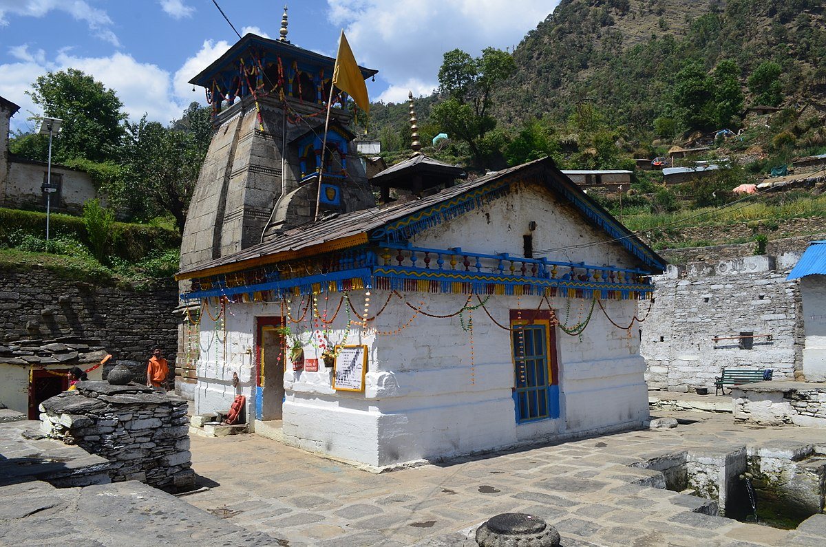 Triyuginarayan Temple - Wikipedia