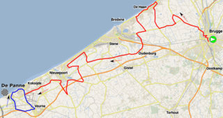 2019 Three Days of Bruges–De Panne (womens race) cycling race
