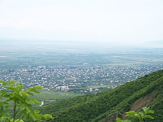 Tsnori,  Kakheti, Georgia