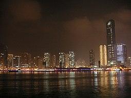 Tsuen Wan Seafront and Nina Tower.jpg