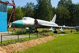 Tupolev Tu-128 @ Central Air Force Museum.jpg