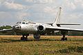 Tupolev Tu-16LL Badger 05 blue (8599666077).jpg