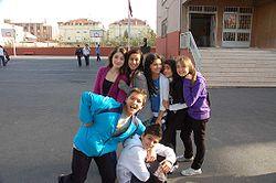 Turkki Väkiluku