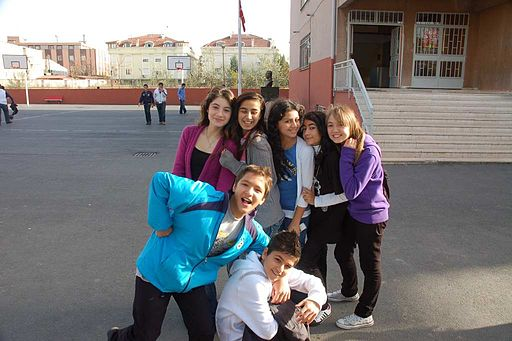 Turkish kids