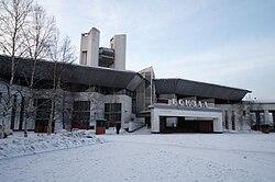 Tynda train station in winter time, Amur region, Russia. December 2007.jpg