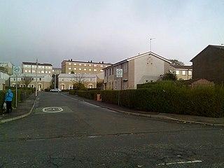 Drumry Human settlement in Scotland