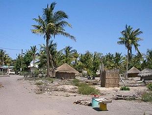 Villaggio rurale tipico