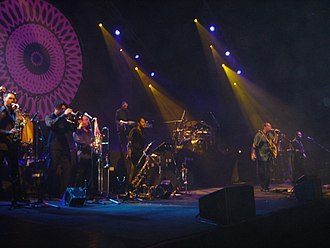 UB40 - UB40 live in Wellington, New Zealand, in 2004