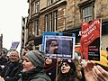 UCU Strike Rally, Buchanan Street, Glasgow 06.jpg