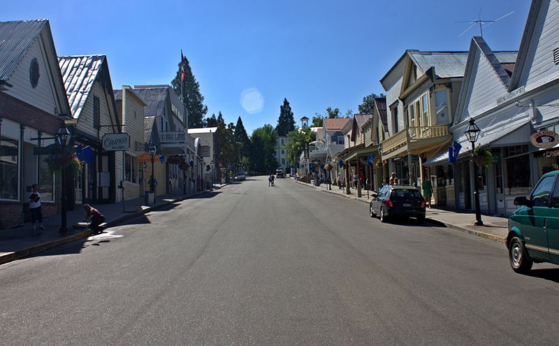 Nevada City Ca To Medford Or Travel Time