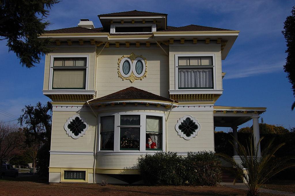 Franck house santa clara california usa for Clara house