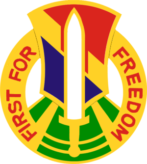 I Field Force, Vietnam - Image: USA 1 Field Force Vietnam DUI