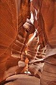 USA 10096-7-8 HDR Antelope Canyon Luca Galuzzi 2007.jpg