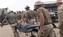 in soldiers Dead iraq us