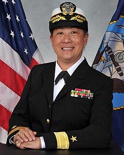 Alma M. Grocki retired American Navy admiral