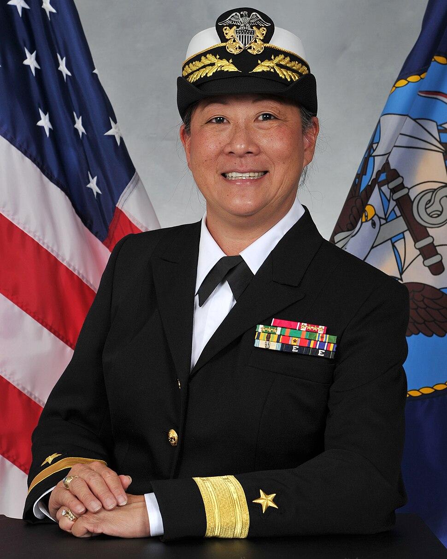 USNRearAdmiralAlmaGrocki