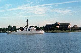USS <i>Affray</i> (MSO-511)