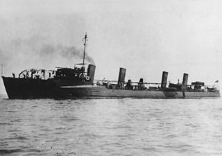 USS <i>Chauncey</i> (DD-3)
