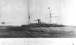 John Lenthall (shipbuilder) - Image: USS Dunderberg (1865)