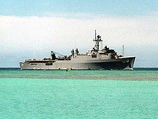 USS <i>Mount Vernon</i> (LSD-39)