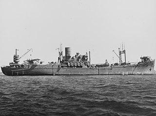 USS <i>Tangier</i> (AV-8)