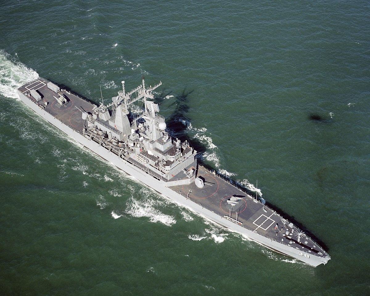 Virginia-class Cruiser