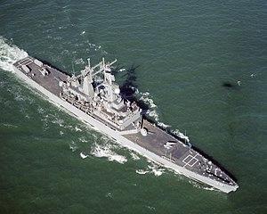 Virginia-class cruiser - USS Virginia