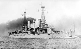 USS <i>Virginia</i> (BB-13) Pre-dreadnought battleship of the United States Navy