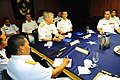 US 7th Fleet multilateral roundtable discussion with Singapore, Malaysian and Indonesian navy 150506-N-GR655-092.jpg