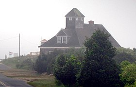 US Coast Guard station, Amagansett, New York - 20070609 crop.jpg