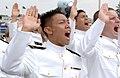 US Navy 060526-N-1026O-001 U.S. Naval Academy 2006 Commissioning and Graduation.jpg