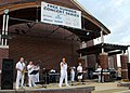 US Navy 090801-N-6914S-065 Members of the U.S. Navy Band rock ensemble,.jpg