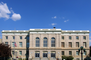United States Post Office and Courthouse–Great Falls United States historic place