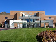 US Utah Ogden WSU Browning Center.JPG