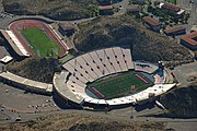 UTEP Sun Bowl Stadium Aerial View Sept 6 2009