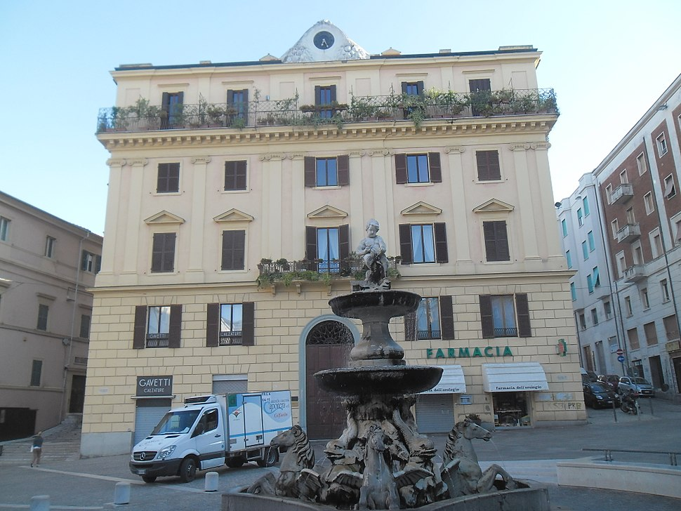 U Anconi u Italiji