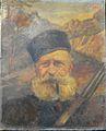 Ucciani.Pierre (tabl) Corse, Antoine Bellacoscia, bandit d'honneur de Bocognano, (huile sur toile) 41x33, Coll. Ucciani.jpeg