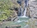 Ujvara e Bogoves, Bogova Waterfall.jpg