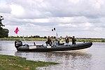 Un bateau pneumatique semi-rigide Valiant Patrol 850.JPG