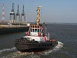 Union Kodiak, IMO 9397119, Zandvliet lock, Port of Antwerp, pic4.JPG