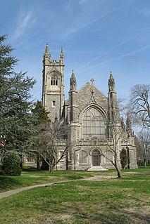 Unitarian Memorial Church United States historic place