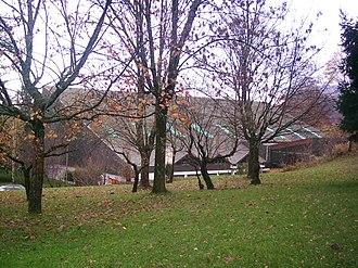 Université Savoie-Mont Blanc - Image: Univ Sav Halle des Sports