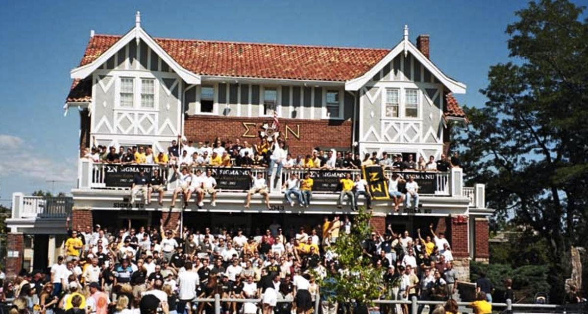 List Of Sigma Nu Chapters And Colonies Wikipedia