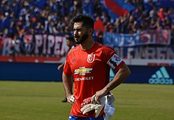 Universidad de Chile - Colo-Colo, 2018-04-15 - Johnny Herrera - 01.jpg