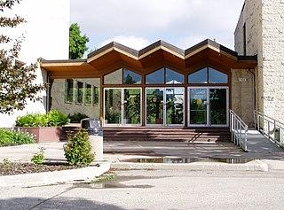 St. Johns College, University of Manitoba