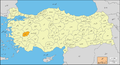 Usak-Provinces of Turkey-Urdu.png